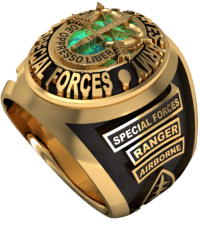 Rhudy S U S Military Jewelry Military Rings