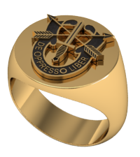 special forces signet ring